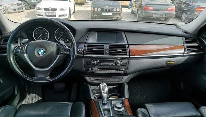 BMW X6 3.5 2010