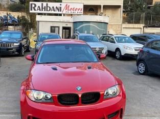 BMW 128 1 series 2011