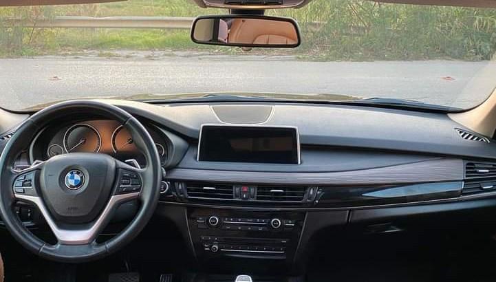BMW X5 5.0 2014