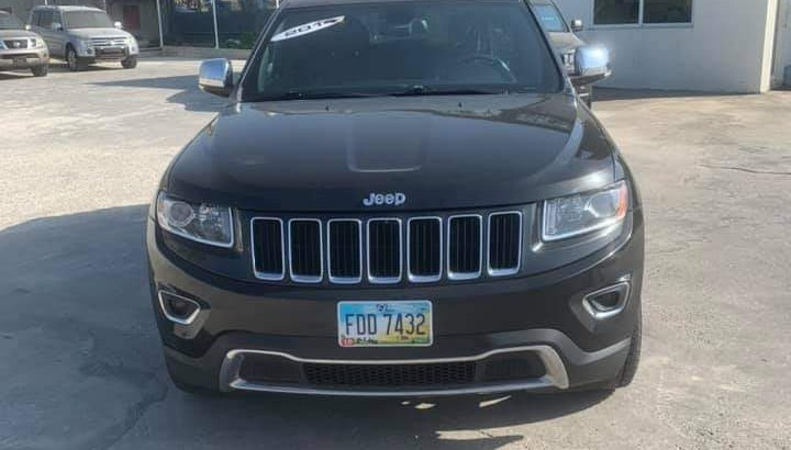Jeep Cherokee Laredo 2014