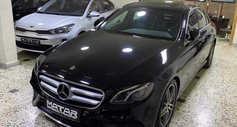 Mercedes E 300 2015
