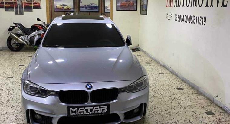 BMW 335 i 2013