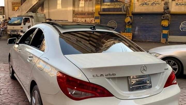 Mercedes CLA 250 4 Matic 2015