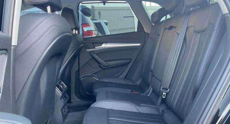 Audi Q5 45 TSFI Quattro 2018