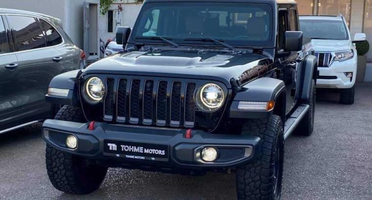 Jeep Wrangler Gladiator Rubicon Plus 2020