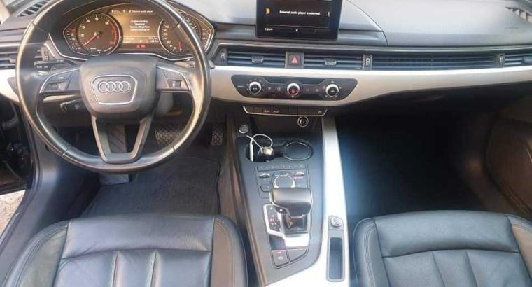 Audi A4 1.4 T 2016