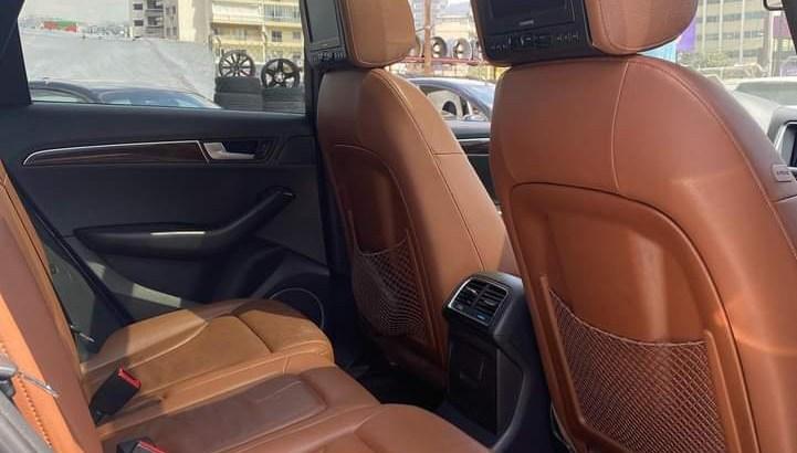 Audi Q5 S_line 2011