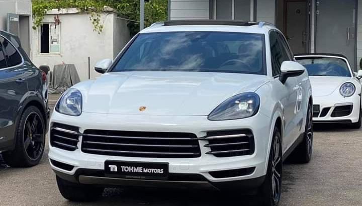 Porsche Cayenne V6 2019