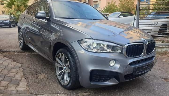 BMW X6 3.5X Drive 2015