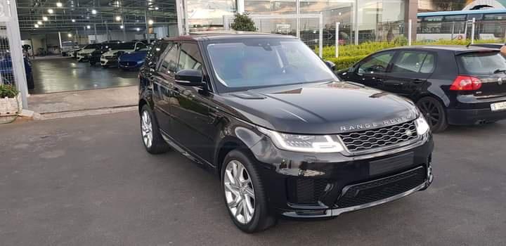 Range Rover Sport V8 2019