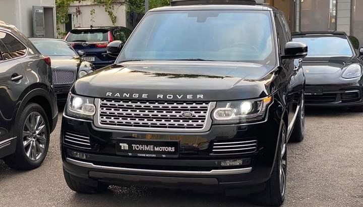 Range Rover Vogue SE 2013