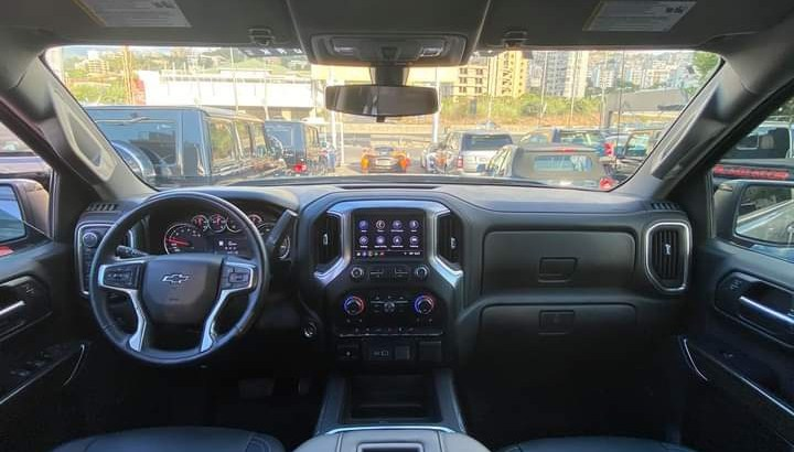 Chevrolet Silverado Z71 RST 2019