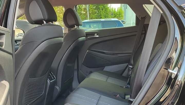 Hyundai Tucson 4WD 2019