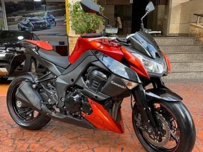 Motorcycle Kawasaki Z1000 MY 2013