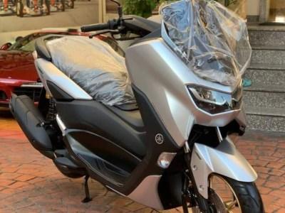 Motorcycle Yamaha NMAX 2021