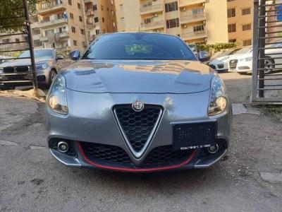 Alfa Romeo Guilietta 2019