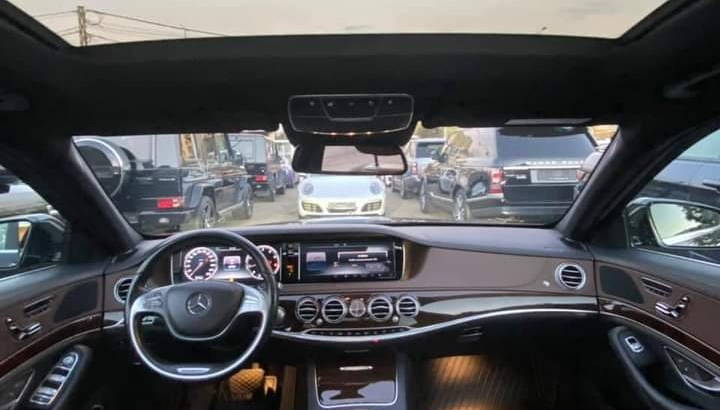 Mercedes S400 L4 Matic 2016