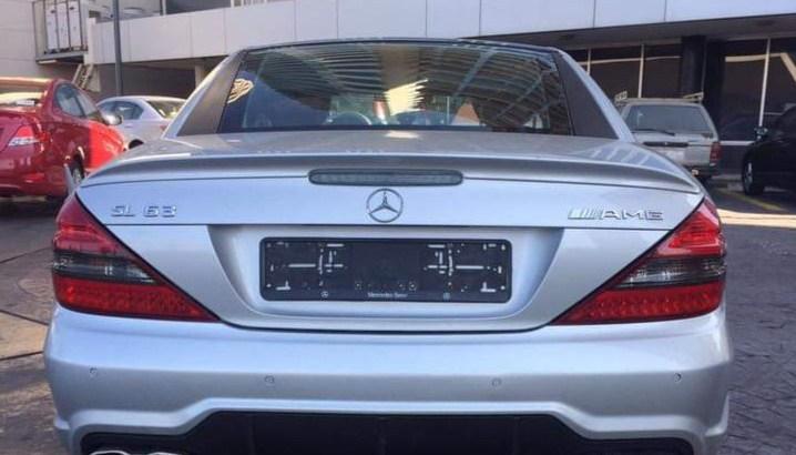 Mercedes SL 500 2003