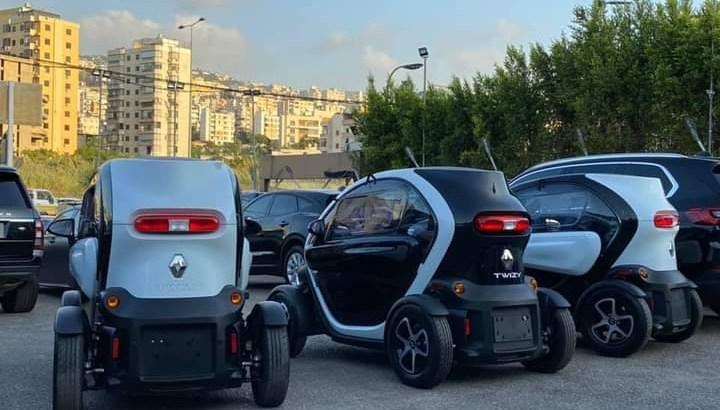 Renault Twizy 2018