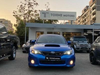 Subaru STI AWD 2013