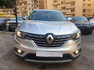 Renault koleos 4WD 2018
