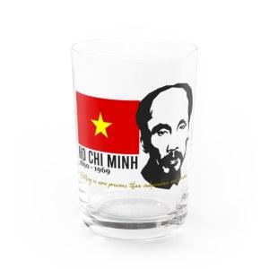 HO CHI MINH グラス