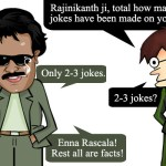 Deadly and Funny Rajnikanth Jokes| Die Laughing