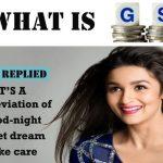 GST उस नई बहू की तरह है -GST Jokes