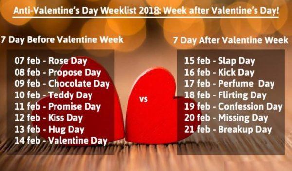 Break Up Day