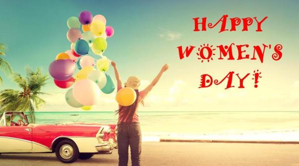 Happy International Women's Day Quotes