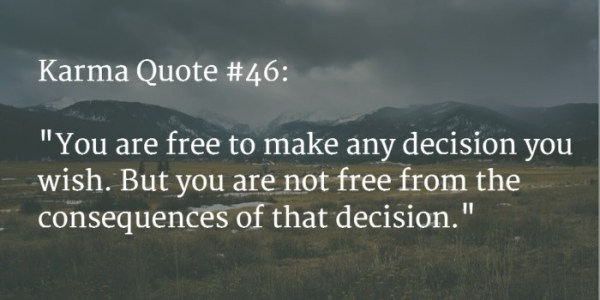 quotes on karma images