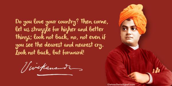 Swamy Vivekananda Quotes in English