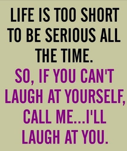 Funny Positive Thinking Quotes