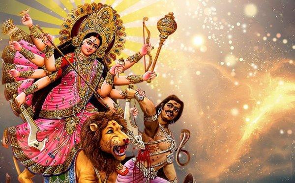 Maa Durga Wallpaper