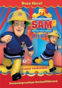 Feuerwehrmann Sam - Hamm @ Kurhaus Bad Hamm  | Hamm | Nordrhein-Westfalen | Deutschland