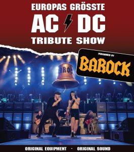 Barock - Europas größte AC/DC Tribute Show @ Stadthalle Hagen | Hagen | Nordrhein-Westfalen | Deutschland
