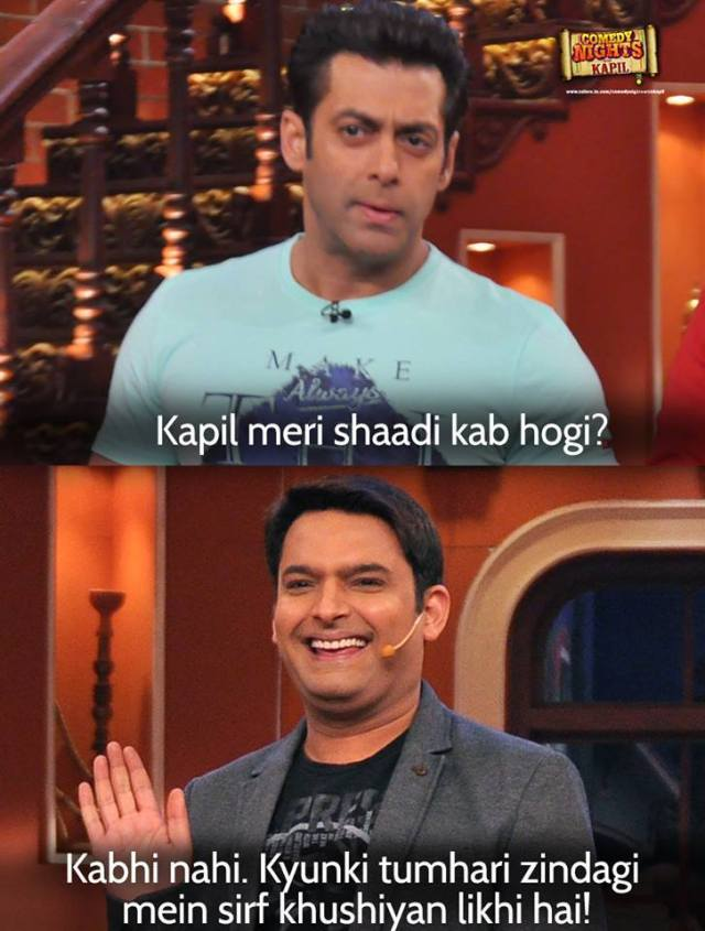 Salman Khan jokes