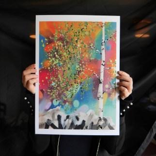 Les prints et reproductions
