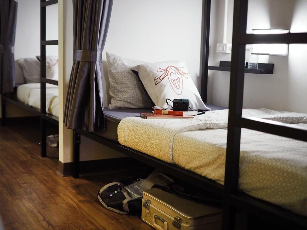 melhores hostels bangkok - pinto hostel