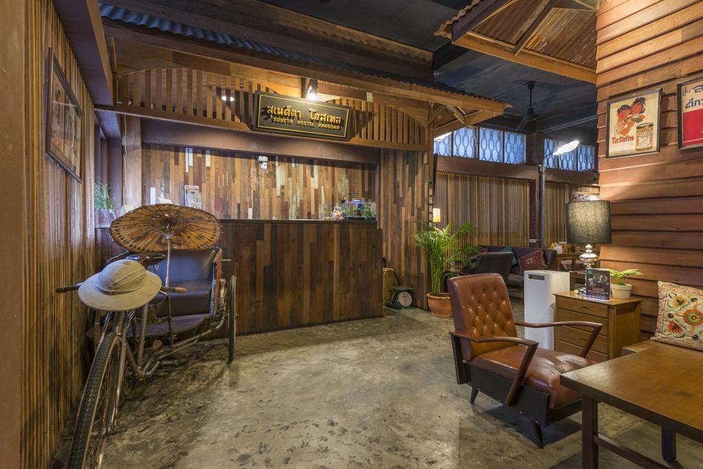 melhores hostels bangkok - kinnon deluxe