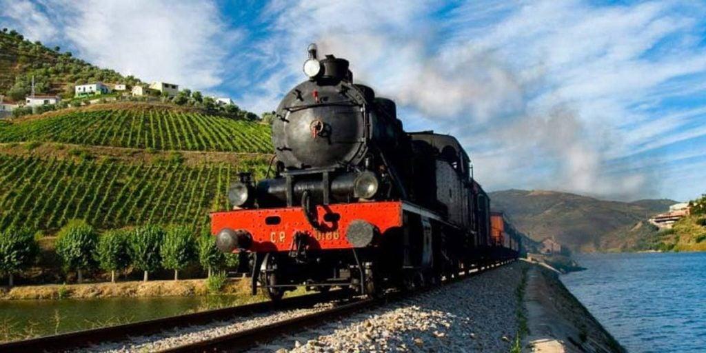 Comboio Histórico Douro CP