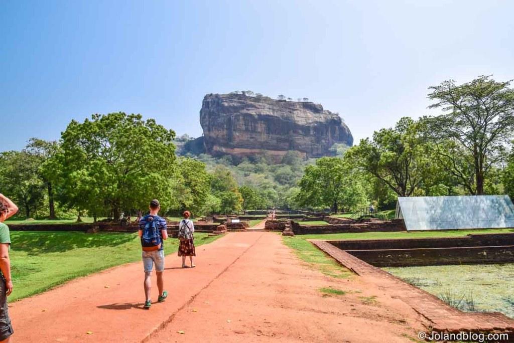 Roteiro Sri Lanka / Sigiriya