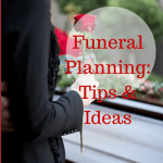 Funeral planning may be thrust upon you suddenly