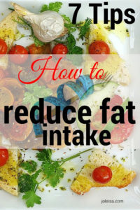 Reducing your fat intake is one of the biggest clues to weight loss. This article points out a number of ways that you can cut down on the amount of fat you consume