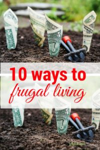 Ok, tell me I got this right! Frugal living doesn't just mean saving money in a jar! Some really useful tips here. Save now to read later.