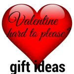 This valentine, gift a gift that someone will really like .