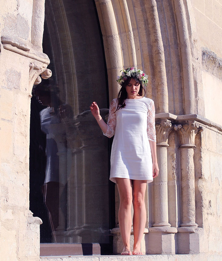 e99c68d6c1e1a Chronique  8   Le plus beau jour de sa vie - blog couture
