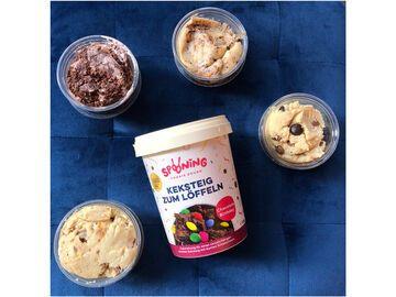 Spooning Cookie Dough Im Test Lohnt Sich 230 Kalorien Pro Loffel