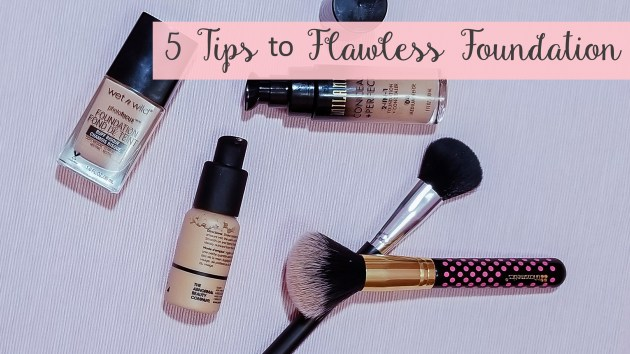 how to make foundation look flawless - Joliecious