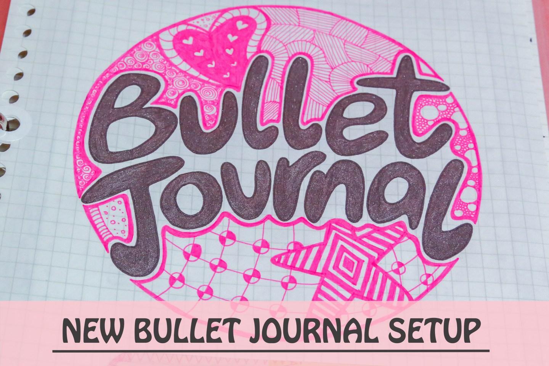 bullet Journal migration   Joliecious